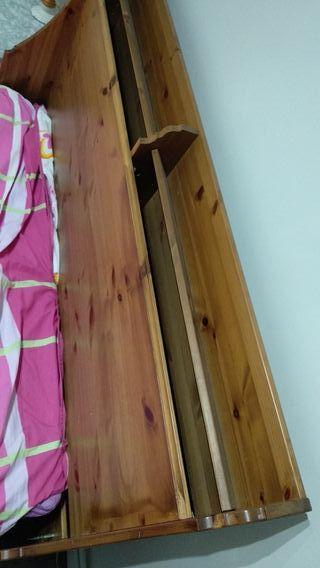 cabecero de madera 135-140