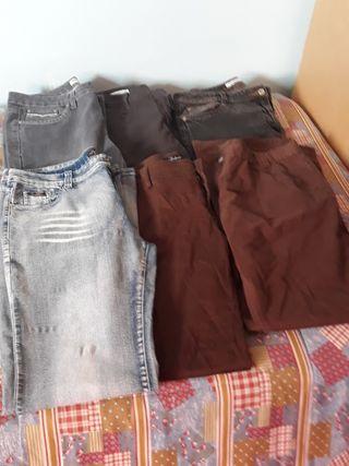 6 pantalones mujer