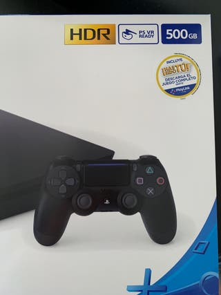 Sony PS4 Slim nueva