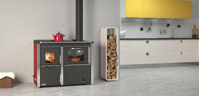 Cocina/horno leña modelo Star