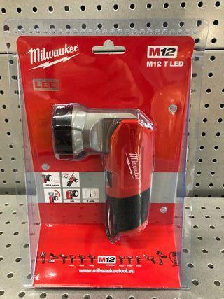 MILWAUKEE LINTERNA 12V LED C12LED