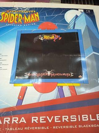 Pizarra reversible Spider-man