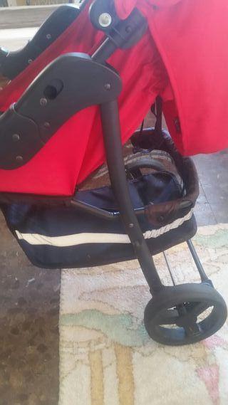 Carrito bebé asalvo bebe