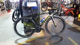Bicicleta Giant TCR Advance 2016