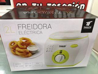 FREIDORA ELECTRICA THULOS- 2 LITROS