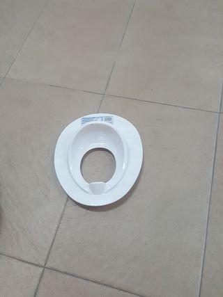 adaptador al wc
