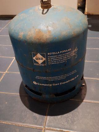 Bombona camping gas