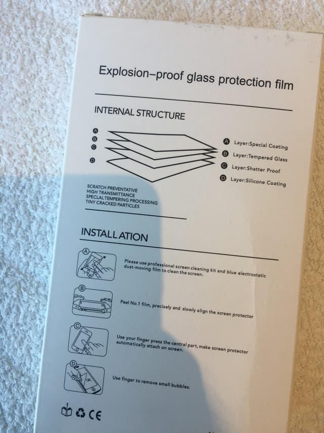 2 cristales protectores xiaomi redmi note 6 pro