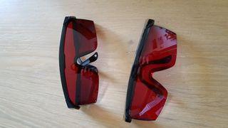 EPI gafas de proteccion