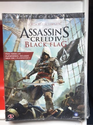 Guía oficial Assassins Creed IV Black Flag