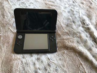 Nintendo 3DS XL ( Color azul y negro )