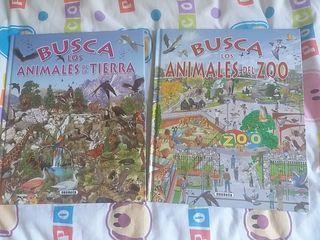 Libros Busca los animales
