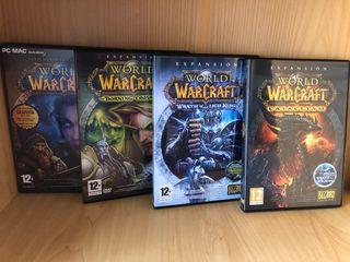 Juegos World of Warcraft