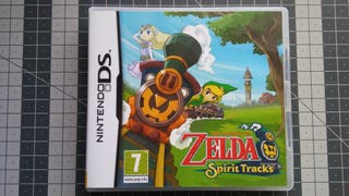 The Legend of Zelda Spirit Tracks - Nintendo DS