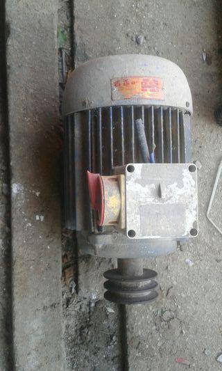 motor hormigonera