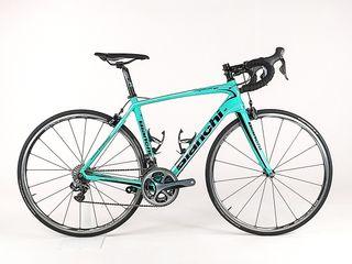 Bicicleta de carretera Bianchi Infinito CV