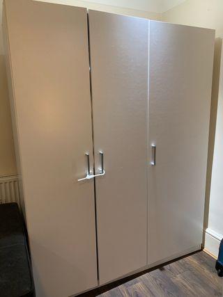 Wardrobe - 3 door bedroom furniture