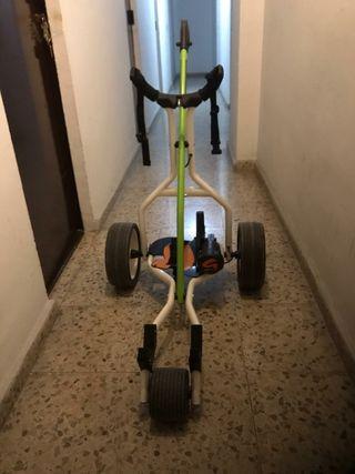 Carro de golf eléctrico