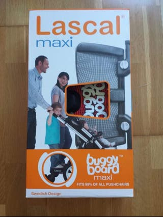 Patin universal buggy board maxi de Lascal