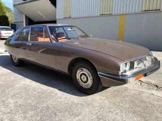 Citroen SM Maserati
