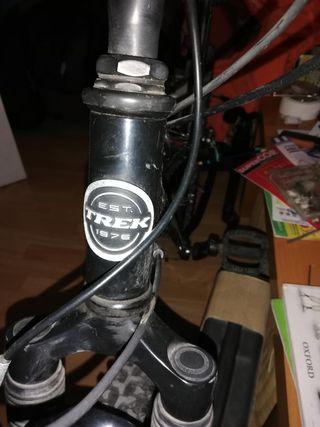 """bicicleta TREK 24"""" buen estado"""