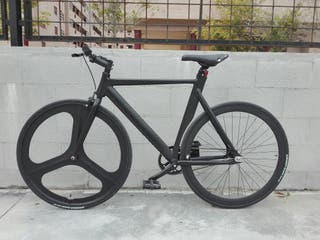 Bicicleta Fixie Aluminio talla 55