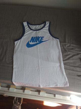 Camiseta de tirantes Nike .