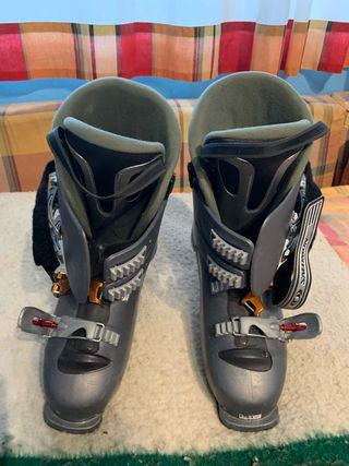 Botas esquiar salomon numero 43 1/3