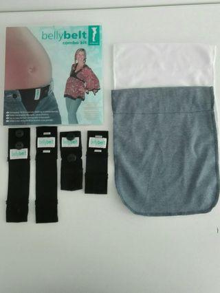 Alargador pantalones y faldas en el embarazo.