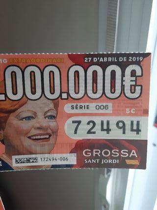 lotería la grossa