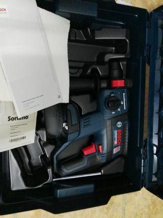 Taladro bateria percutor Bosch GBH18v-EC