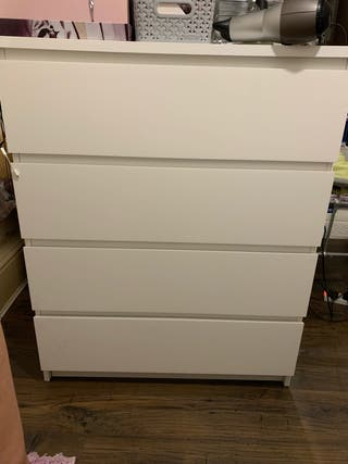 Chest of drawers + nightstand