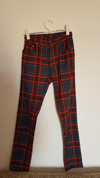 pantalón vintage antiguo