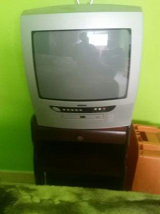 television con dvd incorporado y tdt