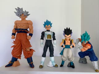 Figura Dragon Ball Goku Vegeta y Vegetto