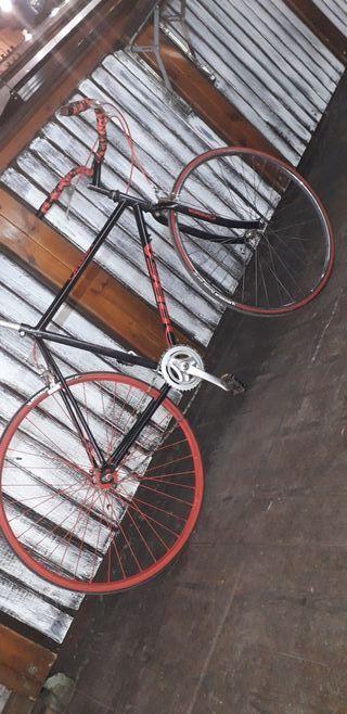 Bici antigua fixie