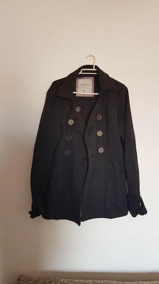 chaqueta negra talla 38
