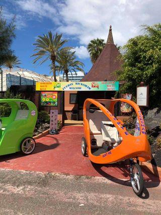 Se vende negocio de bicicletas- Rickshaw