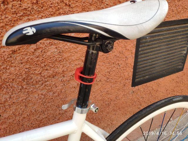 bicicleta contrapedal fixie