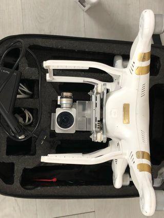 Drone DJI Phantom 3 pro con extras