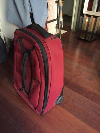 maleta de viaje sansonite
