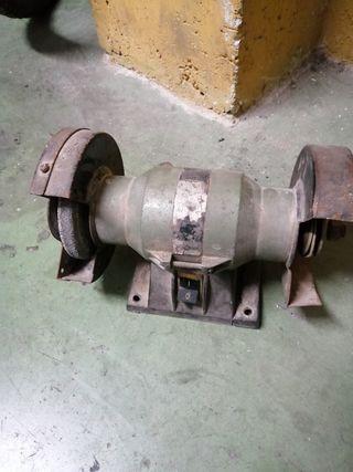 motor de afilar