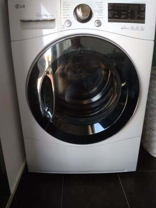 Despiece secadora lg