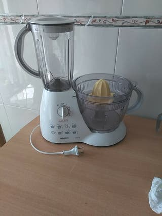 Robot de cocina Siemens