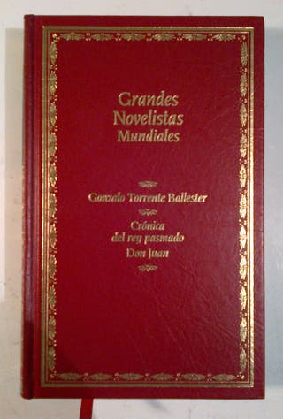 Grandes novelistas mundiales