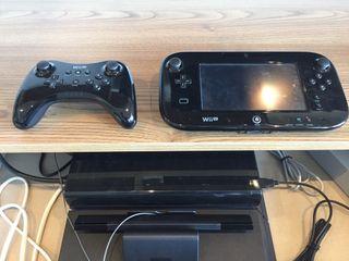 Wii U perfecto estado + 2 mandos