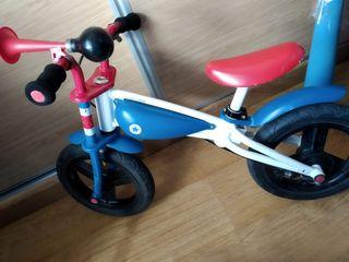 bicicleta sin pedales velobike