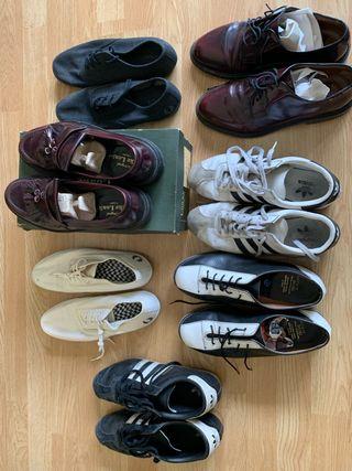 Mod zapatillas loafers adidas rudeboy