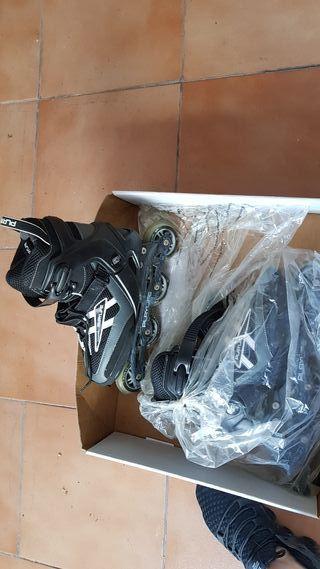patines de linea,talla 41