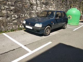 Peugeot 205 1994 3puertas